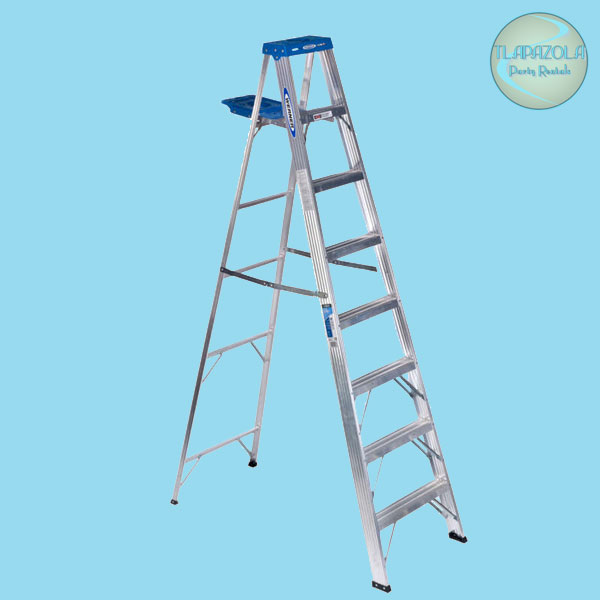 10 Feet Aluminum Step Ladder Rentals from Tlapazola in Los Angeles