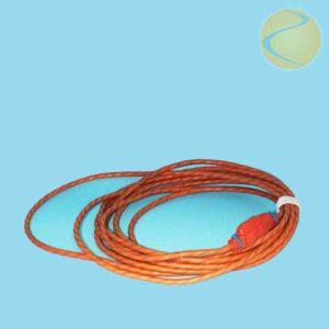 25 feet orange extension cord rental from Tlapazola Party Rentals in Gardena