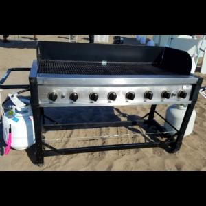 Gardena 6 feet grill rental