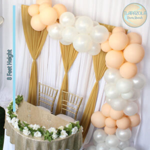 8 Feet Height Pipe and Drape, Party Rentals in South Bay Gardena