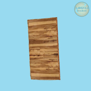 4 Feet by 8 Feet Portable Wall Wooden Accent Rental from Tlapazola