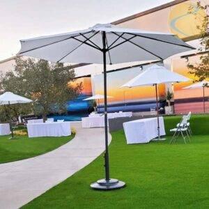 Market Umbrella Kit Tlapazola Party Rentals in Los Angeles