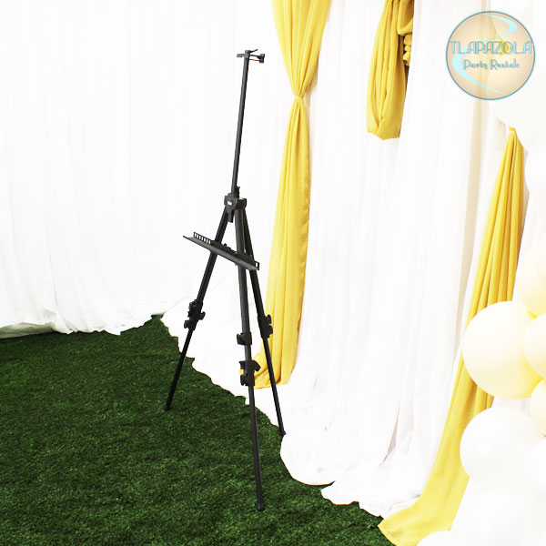 Easel Stand Rental from Tlapazola Party Rentals in North Hollywood, Los Angeles