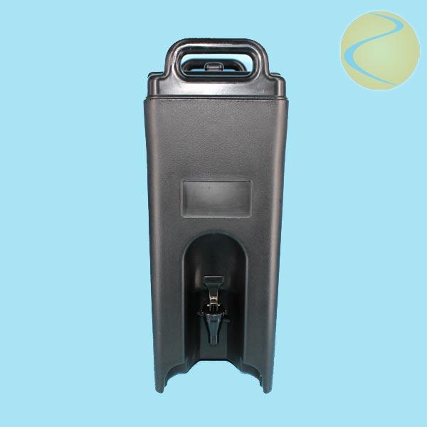 5 Gallon Black insulated dispenser rentals in Tlapazola Party Rentals in Gardena