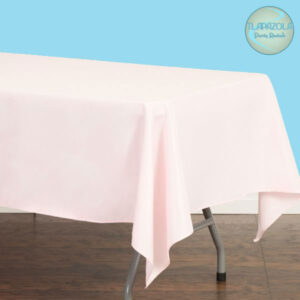Polyester Tablecloth measuring 60 by 126 inches rentals in Gardena